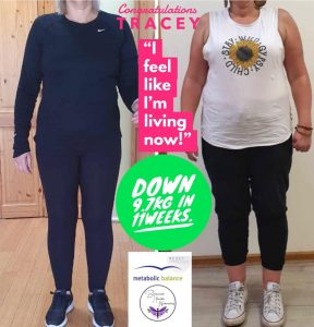 tracey metabolic balance