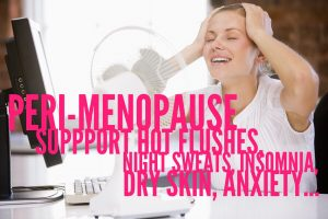 Help for Hormone Imbalance and Peri-Menopause