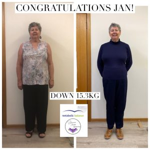 jan's metabolic balance testimonial